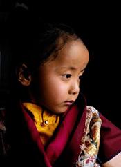 Young Dilgo Khyentse Yangsi Rinpoche