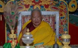 HH Taklung Tsetrul Rinpoche