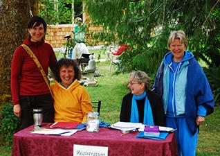 Members of Lotus Speech Canada